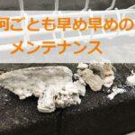日ごろのケアが大切なわけ【大阪狭山市のおススメな水道屋さん】